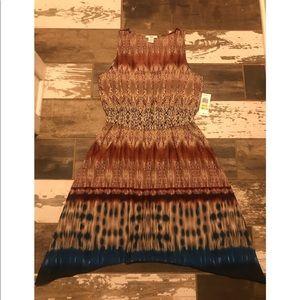 NWT Macy's Bar III brand size M dress